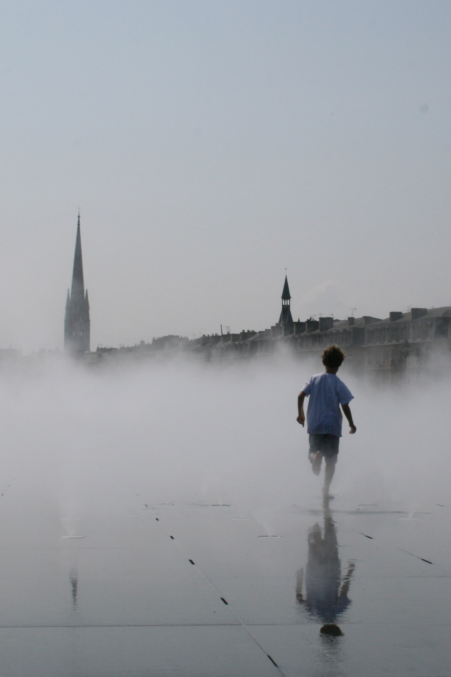Children in the Mist