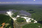 Iguacu from above