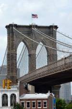 New York: Brooklyn Bridge