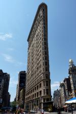New York: Flatiron building