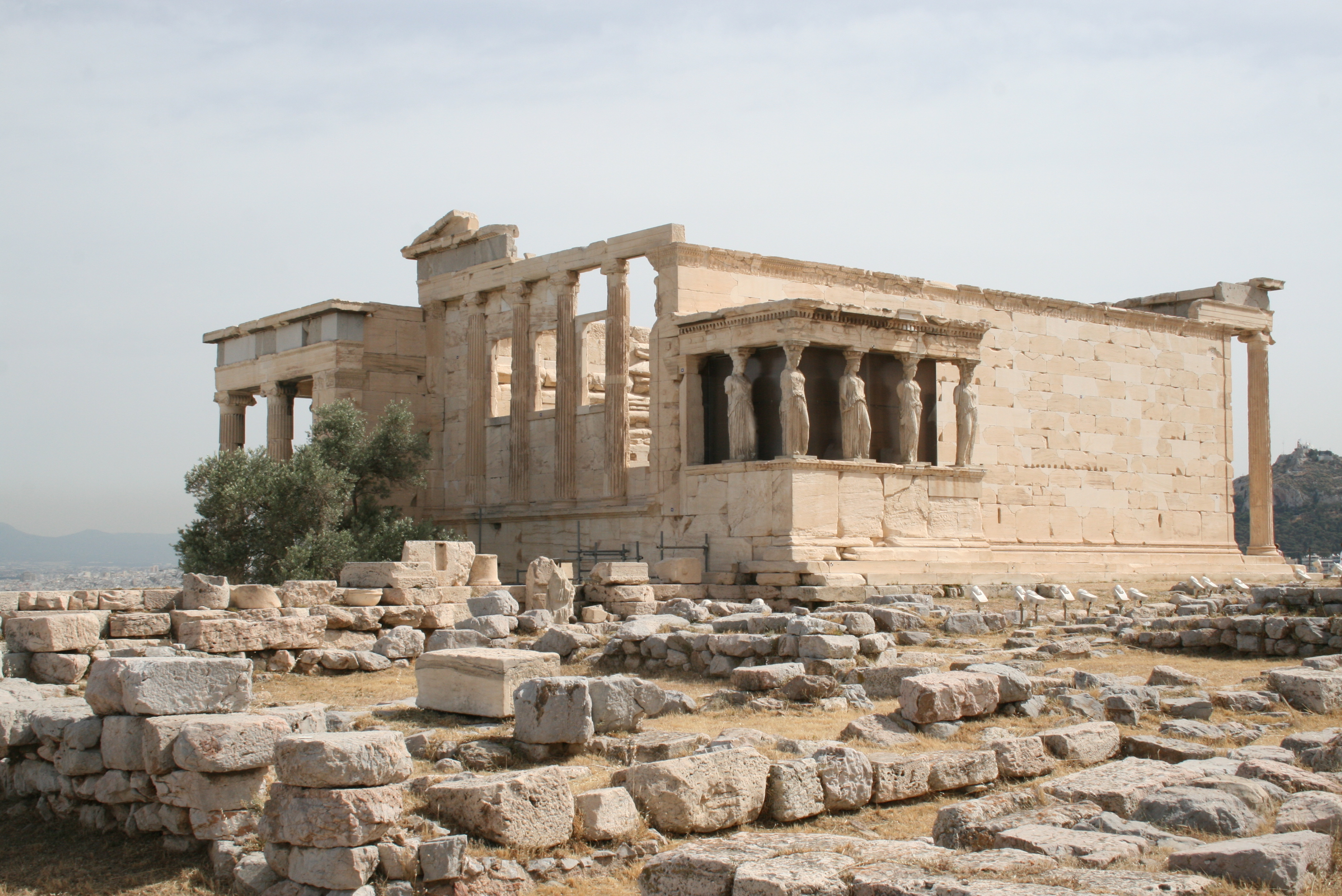 Erechtheion Temple
