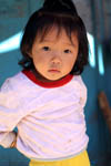 Little girl in Laos