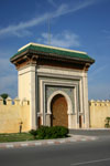 Andalusian Gardens Gate