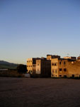 Sunset on the outskirts of Fez