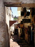 Alley in Fez