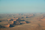 The Namib from the sky
