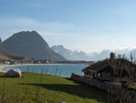 Village in the Lofoten Islands
