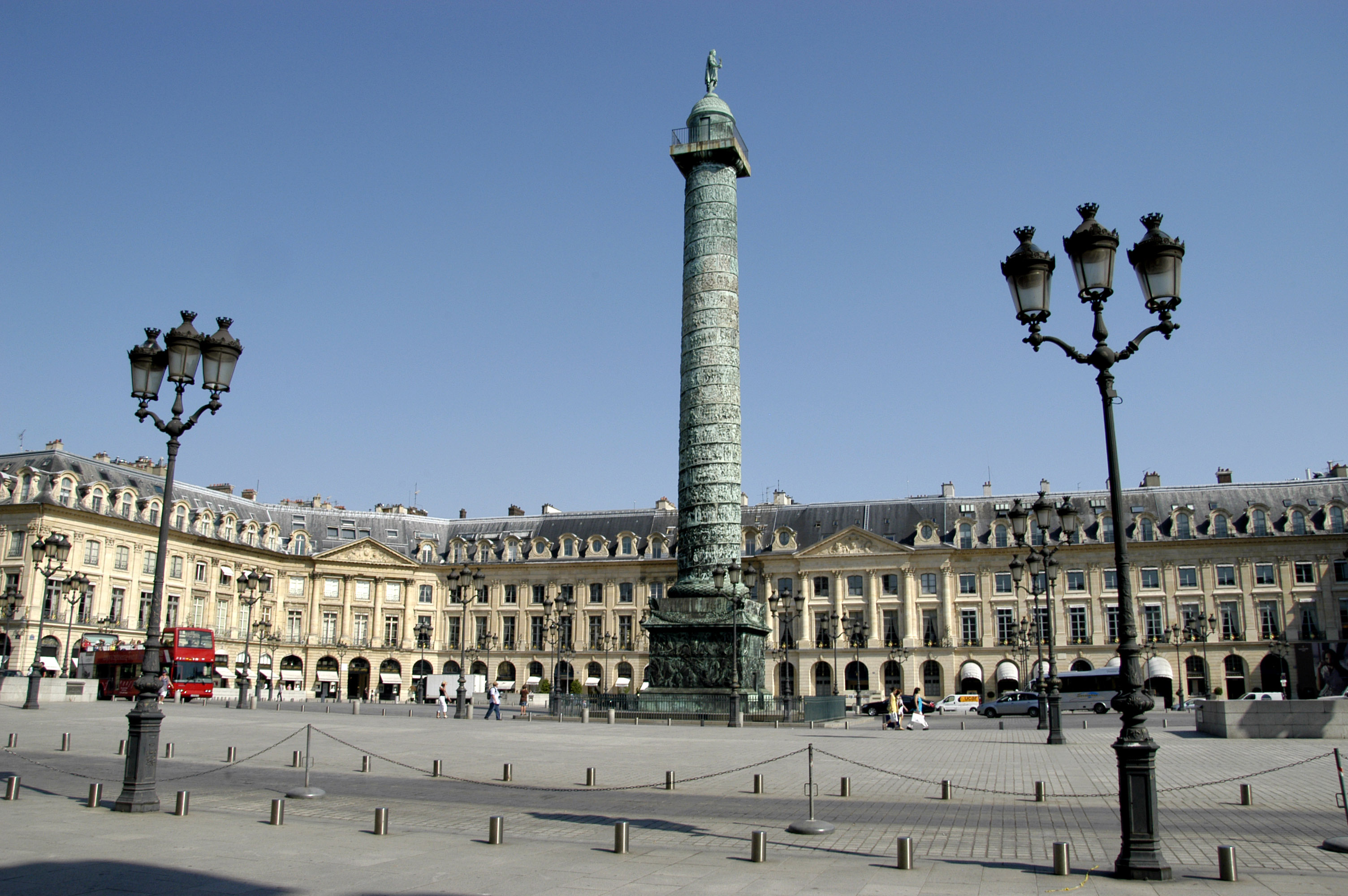 Place Vendome on Freemages