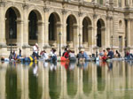 Basins of the Louvre