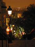 Stairs of Montmartre
