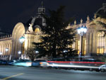 Petit Palais by night