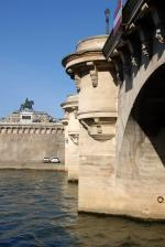The Le Pont neuf in Paris