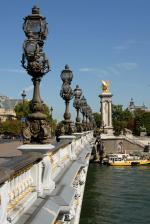 The Alexander III bridge