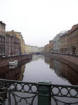 Canal of St Petersburg