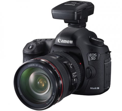 Updated Canon EOS 5D Mark III