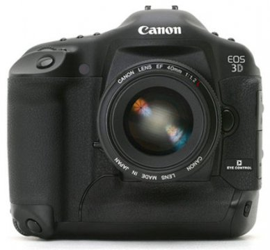 Rumor Canon EOS 3D, an affordable full - size ?