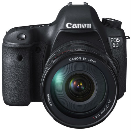 Announcement of the Canon EOS 6D