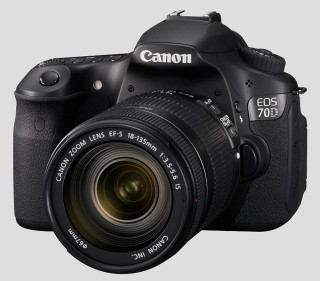 Rumors about the Canon EOS 70D and EOS 7D Mark II